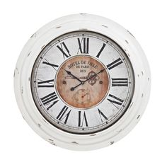 "Rosalie Oversized 26"" Wall Clock"