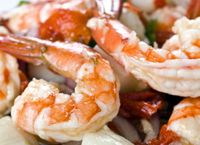 Recipe Tangy Seafood Salad (with chilli citrus dressing) by Thermomix in Australia, learn to make this recipe easily in your kitchen machine and discover other Thermomix recipes in Main dishes - fish. Fish Salad, Seafood Salad, Seafood Dishes, Pasta Salad, Shrimp Recipes, Fish Recipes, Cooking Recipes, Healthy Recipes