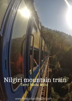 Built about 100 years ago, the Nilgiri mountain railway is one of the best and most scenic train journeys in India. The 46 km train travel from Mettupalayam to Ooty gives you some spectacular views of the Western ghats of Tamil Nadu. Read more