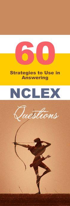 2015-16 NCLEX testing tips