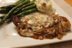 French Onion Chicken – Fit To Savor