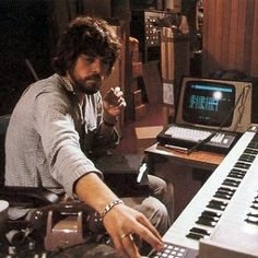 """Dark Side Of The Moon"" producer Alan Parsons (The Alan Parsons Project) was born today in 1948"