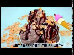 Helado de chocolate.Inghetata de ciocolata.Chocolate icecream