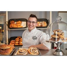 Chef Alix Loiselle of @belle_baguette for @ciaowinnipeg  Read all about it in the @ciaowinnipeg website. #supportlocal #winnipeg #winnipegeats #winnipegbusiness #winnipegphotographer #winnipegfood #winnipegfoodie #winnipegfoods Baguette, Instagram Feed, Website, Breakfast, Food, Morning Coffee, Essen, Meals, Yemek