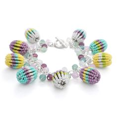 Easter Fun Bracelet | Fusion Beads Inspiration Gallery