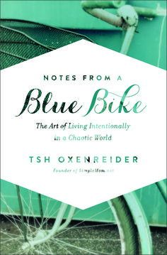 "Notes From a Blue Bike cover. Available February 2014. Can't wait to read it! ""Notes from a Blue Bike is part memoir, part travelogue, part practical guide, where I journey through my past and essentially ask the question, ""Is it possible to live slowly in a fast-paced culture?"" It's a lot of stories—stories from my time in places like Kosovo, Russia, Wales, and Turkey."""