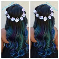 amazing hair colors - Google Search
