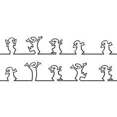 """Résultat de recherche d'images pour """"la linea"""" Chalkboard, Images, Animation, Graphics, Cartoon, Math, Deco, School, Poster"""