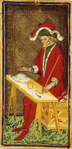 LE TAROT Associazione culturale  Visconti-Sforza Tarot Cards
