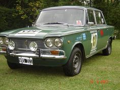 1961 Fiat- 1500 TS Suzuki Sj 410, Old Cars, Fiat, Motor Car, Cars And Motorcycles, Race Cars, The Past, Racing, Tattoo