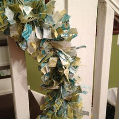 Wreath up close