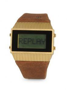 Replay Zegarek Replay, Digital Watch, Digital Watch Face