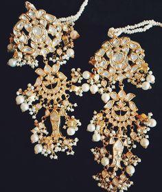 Gold Jewelry Design In India Product Jewelry Design Earrings, Pearl Jewelry, Wedding Jewelry, Antique Jewelry, Gold Jewelry, Jewelery, Jewellery Designs, Pearl Earrings, Buy Gold Jewellery Online
