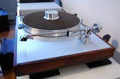 Vintage Luxman Turntable