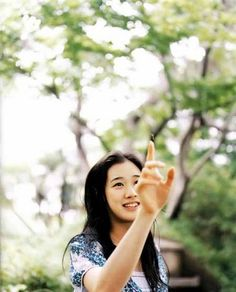 aoi yu and her gentle smile ;)