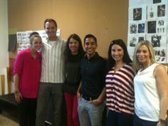 Our Arteriors Contract reps at the Arteriors Dallas design studio during our Fall 2012 product preview. @Amy Havens