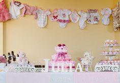 35 ideias para fazer um lindo chá de bebê (aprenda a organizar o seu!)