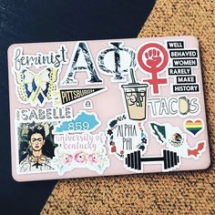 Stickers for Water Bottles Big Cute Aesthetic Trendy Stickers for Teens Kids Girls and Boys, Perfect for Hydro Flask Laptop Notebook Phone Car Skateboard Mac Stickers, Cute Laptop Stickers, Macbook Stickers, Tumblr Stickers, Phone Stickers, Cool Stickers, Funny Stickers, Made Design, Laptop Design