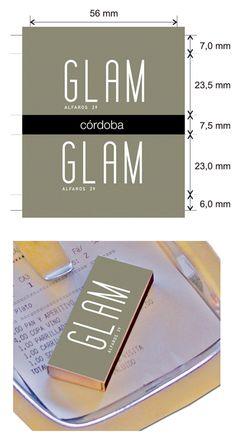 Propuesta Caja de Cerillas Glam en Córdoba.