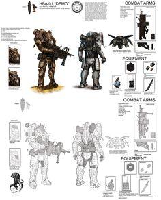 Future soldier concept 3