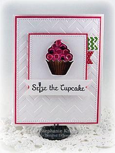 Seize the Cupcake by Stephanie Kraft