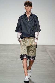 Iceberg | Spring 2015 Menswear Collection | Style.com