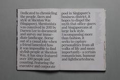 Graphic Design Inspiration – Shentonista book