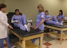 Physical Therapist Assistant a college offers one course in each of three subjects