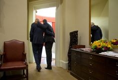 Jun 26, 2015 STEPHEN CROWLEY/THE NEW YORK TIMES President Obama and Vice President Joseph R. Biden Jr. in the White House on Thursday after the Supreme Court's decision.