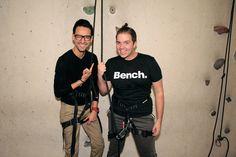 Julio Reyes, and Daniel Desforges #TeamBench
