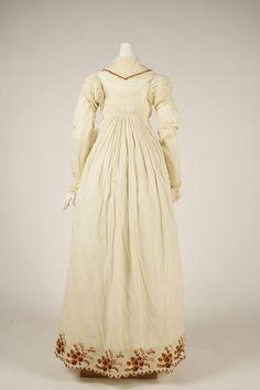 1806 Morning dress   American   The Metropolitan Museum of Art