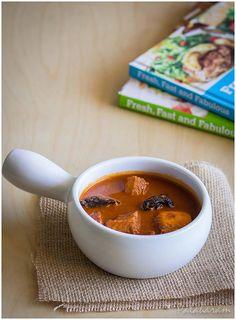 Palaharam: Nadan Meen curry / Kerala style Fish curry