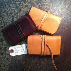 A simple wallet designed by Alex Cole of Platform ❤ (at Platform)