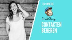 Met MailChimp kun je supersnel digitaal jouw contacten beheren... handig! In deze blog leg ik je stap voor stap uit hoe je een contact;  👉 kunt beheren  👉 informatie kunt toevegen  👉 kunt labelen om supergericht jouw emailmarketing te doen  Lees hier meer ✅