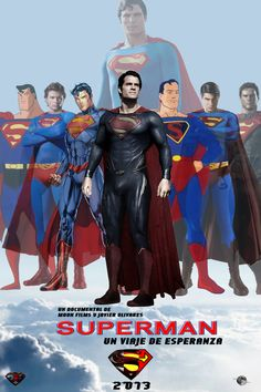 "Documental ""Superman: Un viaje de esperanza"""