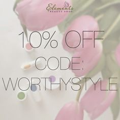 Worthy Style: Sponsored Post: Elements Beauty Shop review and Pinterest contest