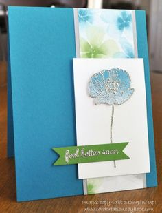 CAS(E) This Sketch #60; Stampin Up Happy Watercolor; Stampin Up 2014 Occasions Catalog; CTS #60; Card Creations by Beth