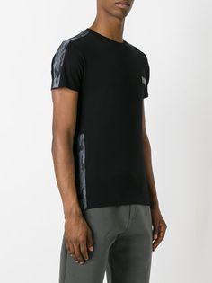 Plein Sport logo patch T-shirt