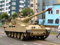 Peruvian AMX-13