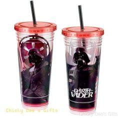 Vandor Star Wars Darth Vader 24 oz. Acrylic Travel Cup Father's Day