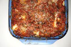 Lasagna Recipe on Yummly