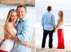 beach engagement photos - Google Search