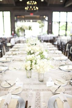 tablecloth (photo by melissa schollaert, event planning by honey darling events)