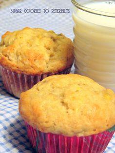 Sugar Cookies to Peterbilts: Banana Muffins