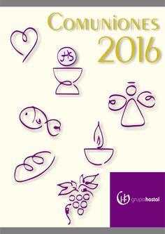 Ya tenemos preparado nuestro dossier de Comuniones 2016. Para más información visita nuestra pagina web, www.grupohostal.com o bien llama al 91 675 26 44.
