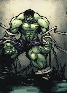 hulk clean-up by nefar007