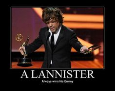 A lannister...
