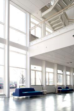 Lounge - MTG's office interior design in Copenhagen - by Danielsen Spaceplanning