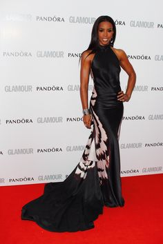 FLAWLESS - Kelly Rowland at the Glamour Women of the Year Awards 2012