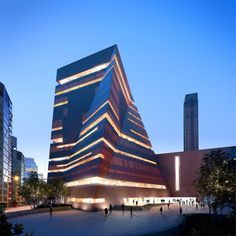 Herzog & de Meuron's Tate Modern Expansion to Officially Open in 2016,The new expansion to the Tate Modern. Image © Hayes Davidson and Herzog & de Meuron